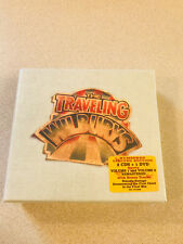 The Traveling Wilburys - Numbered Limited Edition Rhino Collection CD/DVD New