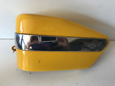 UN CARENAGE COQUE COVER CACHE LATERAL GAUCHE POUR MOTO HONDA CMX 250 REBEL JAUNE