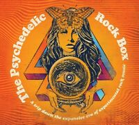 PSYCHEDELIC ROCK BOX, TRIP TO ERA OF EXPERIMENTAL ROCK MUSIC  6 CD NEW
