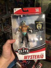 MOC Rey Mysterio Elite 72 WWE Mattel