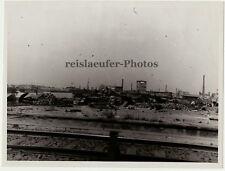 Bremen 1947, heure zéro, original-photo de 1947