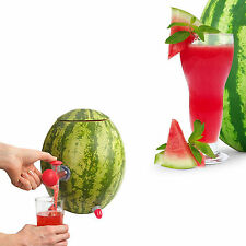 PROfreshionals By Good Cook Watermelon Tap 4 Pc. Set W/ Stabilizing Feet