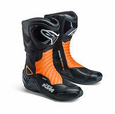 KTM Alpinestars SMX-6 V2 Black Orange Road Boot New Powerwear 3PW181030