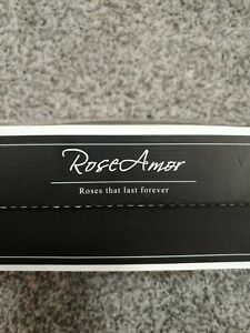 Preserved Roses Box - Eternity Rose - Mothers Day - Last Forever - 6 pack