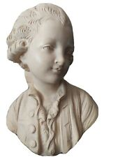 Busto in gesso Mozart