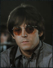THE BEATLES POSTER PAGE . 1966 PAUL MCCARTNEY PAPERBACK WRITER PROMO SHOOT . V2