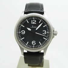 Sinn 656 Automatic Winding Men's Watch Stainless Steel Black Dial EMS Shipping