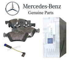 Genuine For Mercedes GL320 GL350 GL450 GL550 Front Brake Pad Set with Sensor Kit