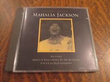 cd album MAHALIA JACKSON gospel queen
