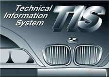 MANUALE OFFICINA BMW TIS 08.2007 ITALIANO WORKSHOP MANUAL SERVICE