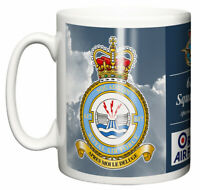 RAF 617 Squadron Ceramic Mug, Marham Base Station