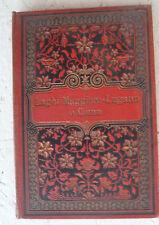 Vintage Photograph Book c1899 Laghi Maggiore Lugano Como Italian Lakes Italy