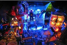 TWILIGHT ZONE Pinball BLUE playfield light mod