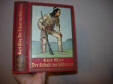 KARL MAY Der Schatz im Silbersee UNION VERLAG 7. Auflage von 1910 !!!