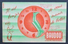 Buvard BAUDOU Bottes Belfort blotter 2