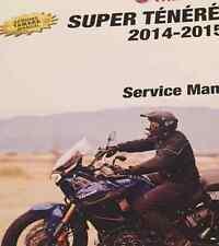 2012 2013 YAMAHA Super Tenere Service Shop Repair Manual NEW