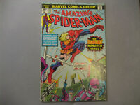The Amazing Spider-Man #153 (1976, Marvel) MID GRADE