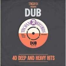 CD de musique dub, vendus à l'unité