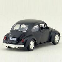 Vintage Beetle 1967 1/36 Die Cast Modellauto Spielzeug Kinder Sammlung Schwarz