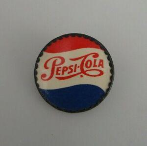 Alter Pin bzw. Anstecknadel Pepsi-Cola (71235)