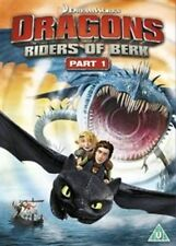 Dragons - Riders Of Berk - Part.1 (DVD, 2013)