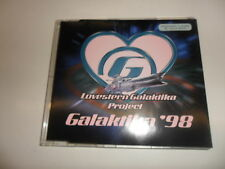 CD  Lovestern Galaktika Project  ‎– Galaktika '98