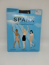 Brand New Spanx Higher Power High Waisted Power Panty Black Size F (A41687)