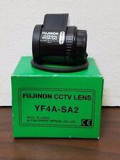 Fujinon YF4A-SA2 CCTV Lens