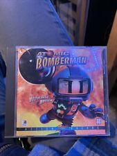 Atomic Bomberman (PC, 1997) in jewel case
