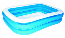 Bestway 54005 Family Pool, Rectangular, Blue