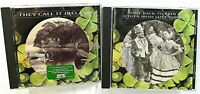 Lot of 2 Irish Music CD's - They Call It Ireland, Come Back To Erin & Others VG