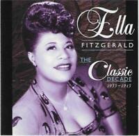 Ella Fitzgerald - Classic Decade '35 - '45 (CD) (2003)