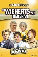 """DIE WICHERTS VON NEBENAN """"DIE KOMPLETTE SERIE"""" 16 DVD"""