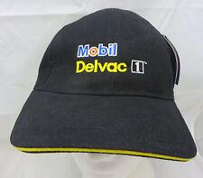 Mobil Delvac 1 car automotive advertising baseball cap hat adjustable buckle