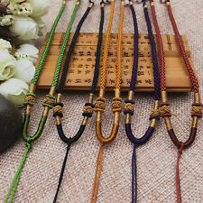 Adjust High Quality 20pcs Jewelry Cord New Necklace Pendant 3mm Lanyards Cords