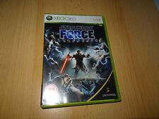 Xbox 360 Star Wars: The Force Unleashed uk pal version NEW NOT SEALED