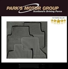 Skoda Superb Rubber Floor Mats - Set of 4 Pieces 2008 - 2013 (3T) (3T2061550)