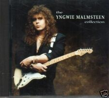 THE YNGWIE MALMSTEEN COLLECTION CD NEW
