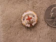 """Christian """"S & S"""" Vintage Pin"""