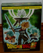 Dragon Ball Super Box 5 the Saga Of Trunks Future 3 DVD New (Sleeveless Open) R2