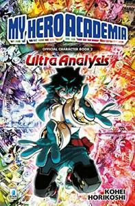 My Hero Academia | Official Character Book - Artbook NUOVO da Collezione