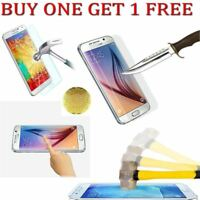 100% Genuine Tempered Glass Screen Protector Film for Samsung Galaxy A8 New 2018