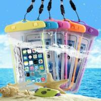 Waterproof Bag Underwater Pouch Dry Case Cover Pack For Cell Phone Water Against