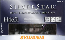 Headlight Bulb-Base Sylvania H4651ST