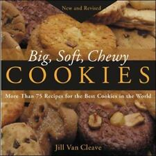 Big, Soft, Chewy Cookies-ExLibrary