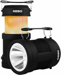 Nebo Big Poppy RC Rechargeable Camping Lantern Torch LED Power Bank 4 in 1  (UK)