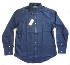 Camisas y polos de hombre Ralph Lauren color principal azul 100% algodón