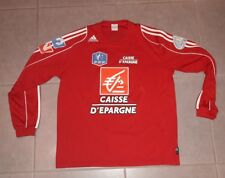 Football maillot COUPE DE FRANCE rouge CAISSE D'ÉPARGNE PITCH SFR - n°16 - XL