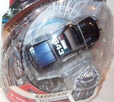 SHARP! Hasbro Transformers Premium Series Deluxe MOC Decepticon Barricade figure
