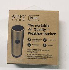 AtmoTube 2.0 Personal Air Pollution Monitor (Titanium)
